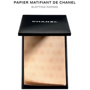 Chanel PAPIER MATIFIANT DE CHANEL Blotting Papers